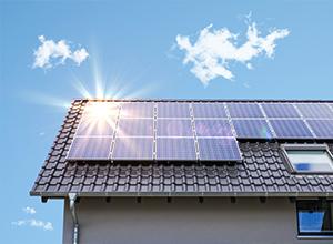 Zonnepanelen reinigen in Soest en omgeving