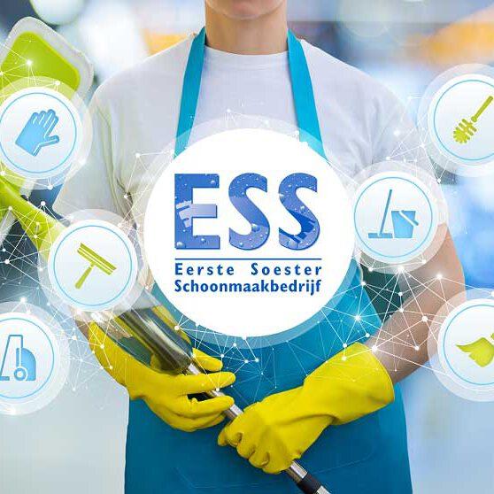 Schoonmaakbedrijf in Soest voor bedrijven en particulieren, schoorsteenveger en glazenwasser